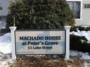 Machado House, property managers, sign partners, design and build, project management